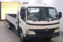 Toyota Dyna Truck 2008 White - Buy excellent trucks from Japan / Refer:Ninki26717 Make:Toyota Model:Dyna Truck Year:2008 Displacement:4000cc Steering:RHD Transmission:MT Color:White FOB Price:16,800 USD Fuel:Diesel Seats  Exterior Color:White Interior Color:Gray Mileage:377,000 km Chasis NO:XZU414-1009876 Drive type  Car type:Trucks
