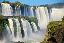 Luxury Travel in South America / South America Home to some of the most gorgeous landscapes in the world, the South American continent is located in the Western Hemisphere, mostly in the Southern Hemisphere, with a relatively small portion in the Northern Hemisphere.