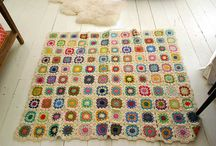 granny squares / by Kelly Cheatle