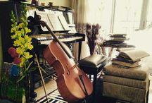 Piano&Cello❤❤❤