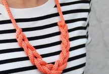 Accessories / Take a look at the collection of  cute accessories to give your outfit the finishing touch, decorate your home with and other handy selfmade gadgets. Get inspired by our yarns and free patterns!