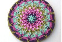 round crochet pattern