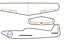 Simple model planes