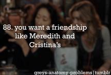 Grey's Anatomy Truts