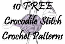 Crocodile Crochet