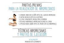 práctica de abdominales hipopresivos