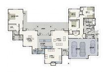 House plans / Section / new house ideas