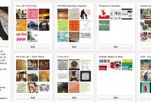 Pinterest is my Interest