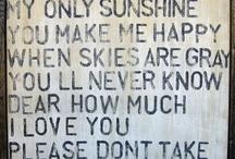 Makes Me Cry / by Alyssa