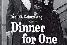DINNER FOR ONE (Comedy) / Film Comedy