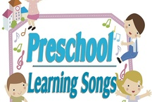 Songs & Rhymes for preschool/toddler story time / by Lincoln City Libraries