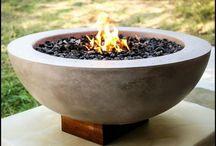 Vatră pentru foc