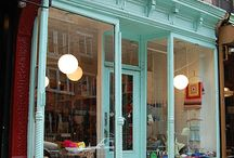 store windows / by work of whimsy