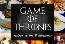 Game of Thrones Cooking