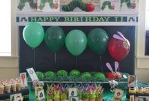 Blake's first birthday