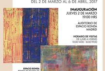 #Eventos #Exposiciones #Ponencias #Presentaciones