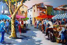 Peinture - Christian Jequel