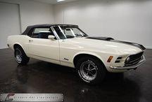 ~~Mustang Convertible 1970~~