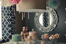 Shower ideas / by Kate Springer