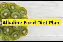 Alkaline Food Diet Plan