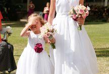 Flower Girl & Ring Bearer / Cute Ideas for Ring Bearers & Flower Girls