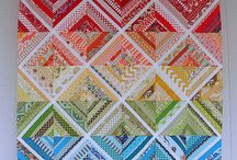 Quilt It~String Quilts / by Janet Betts