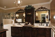 fav bathrooms / by Debra Livingston