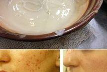 Scar and dark spots remover