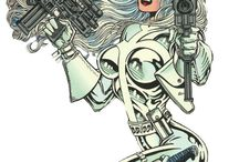 Silver Sable Costumes