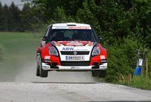Swift racing car