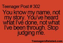 |Teenager post|