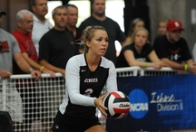 Jennies Volleyball / by UCM Athletics