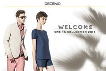 WELCOME SPRING COLLECTION 2014