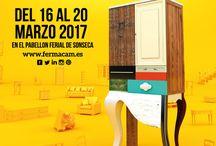 Nueva Imagen CorporativaFermacam 2017 / Ferial Regional del Mueble de Sonseca, del 16 al 20 de Marzo 2017