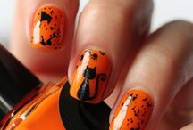Nails - Halloween