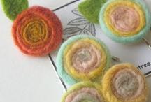 String, wool, thread etc