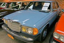 Mercedes Benz W123 USA VERSION