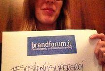 #SostieniiSupereroi novembre 2014 / Brandforum sostiene la campagna benefica #SostieniiSupereroi #Dompè