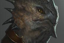 Legião - Aeliah Creatures