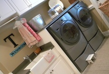 Laundry room / by Michelle Myers Jones
