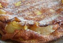 tortas de maçã superior facil