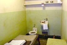 Prison interior ideas