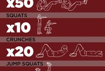 Workouts for my chicks