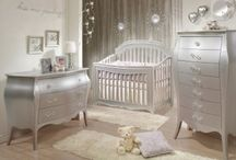 Gray Nursery (Silver, Grey)