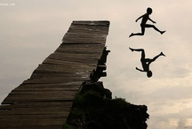 Leaps and bounds / by Richard Getler
