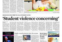 Front Pages - September 2015