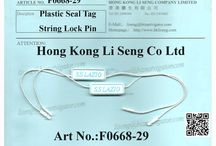 Trademark Brand Name String Lock Factory / Create and build up your corporate image http://hangtagstringlock.weebly.com Hong Kong Li Seng Co Ltd