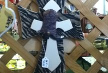 Inspirations By Pearl / Custom made crosses @SimplyBlessed 101 Pile Clovis nm 575three09three986