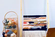 Weaving/Macramé