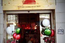 Cool Barcelona Restaurants / The coolest restaurants in Barcelona